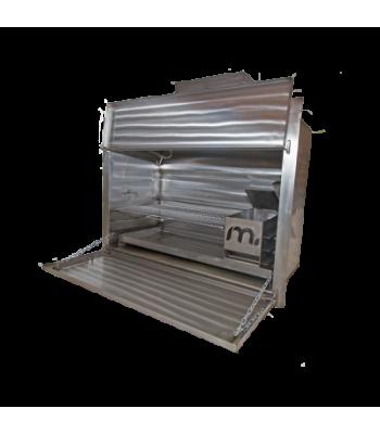 Megamaster - Inbouw 1000 RVS