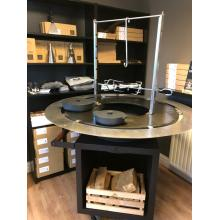 RVS Fire Guard ring 100 voor OFYR