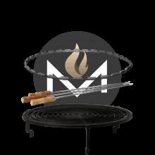 OFYR 100 Accessoires set grill