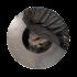 OFYR Beschermdeksel en afdekhoes zwart set 100