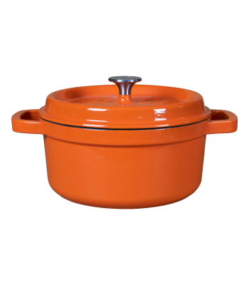 Emaille braadpan large